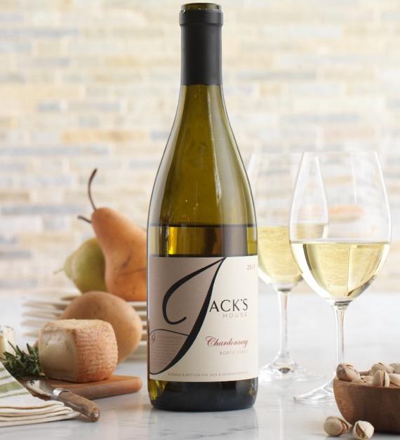 Jacks House Chardonnay - Suggested Pairings