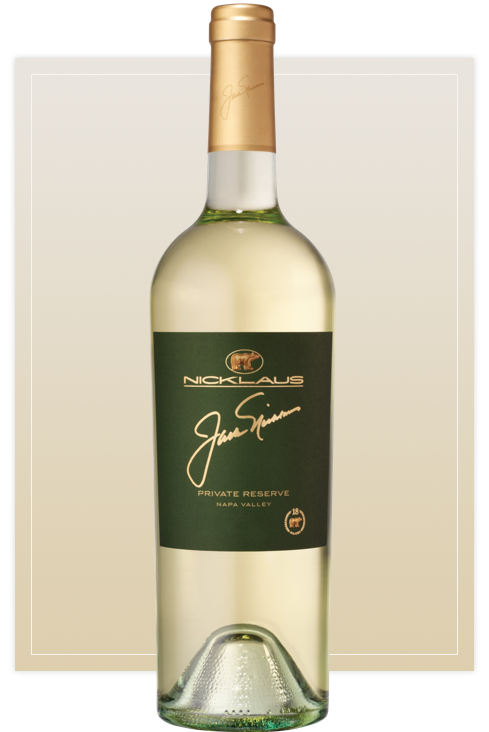 Jack Nicklaus Private Reserve White - Product Details