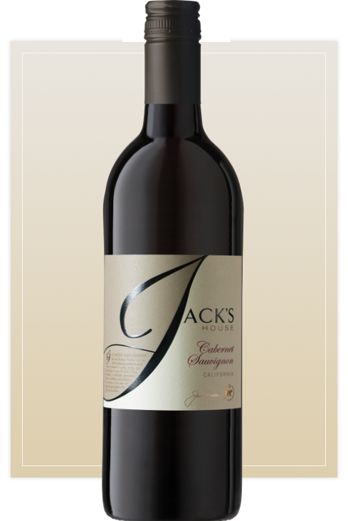 Wines - Jack's House Cabernet